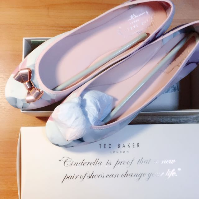 limited guantity best service incredible prices Ted Baker London Women's Ballerina Flats Shoes Brand New, Women's ...