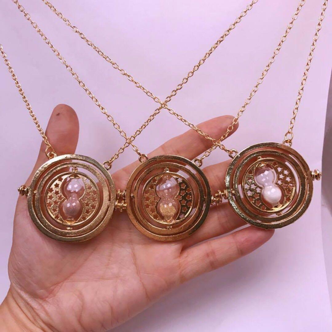 Time Turner Necklace (harry potter)