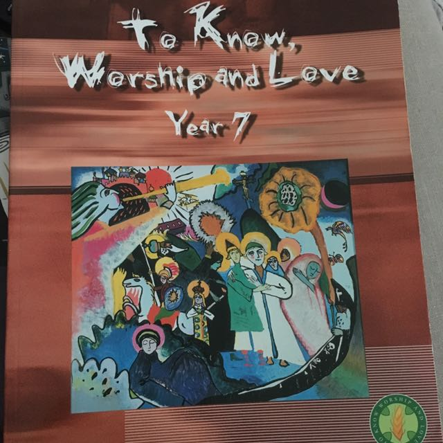 To know worship and love year 7