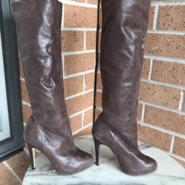 Tony bianco knee high boots