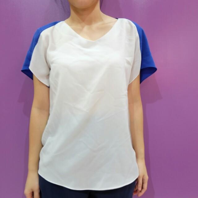 Topwhite blue