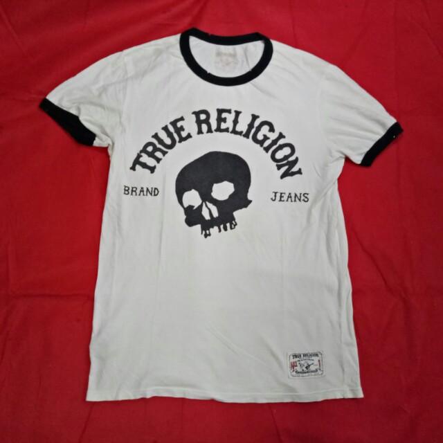 True religion t shirt ring
