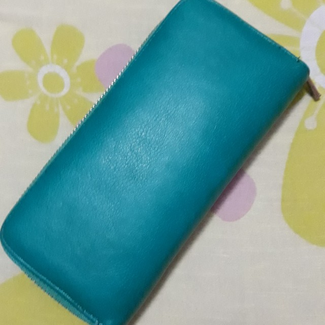 Turquoise Green wallet