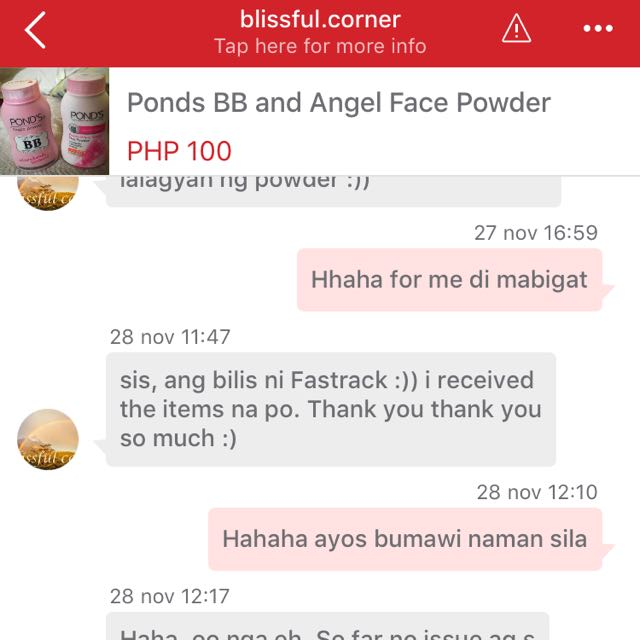 Very satisfied And trusted Customer
