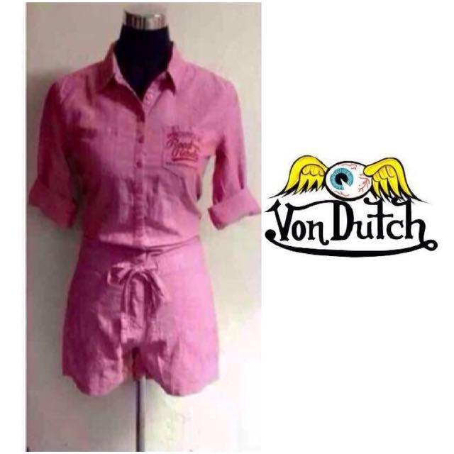 Vondutch jumpshort