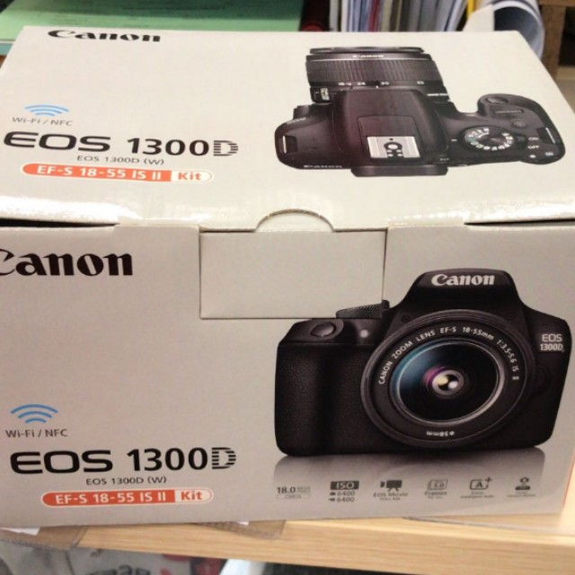 Wts: Canon EOS 1300D kit BNIB, Photography on Carousell