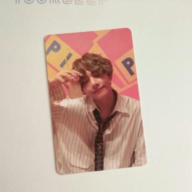 [WTS FAST!]BTS LY V PC+ANY VER OF HER