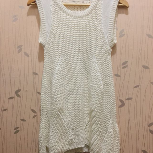 Zara knitted dress