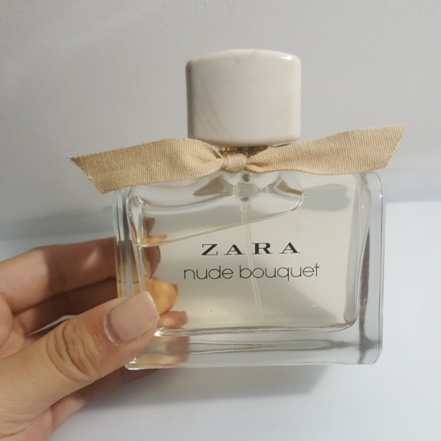 Zara Nude Bouquet Perfume On Carousell
