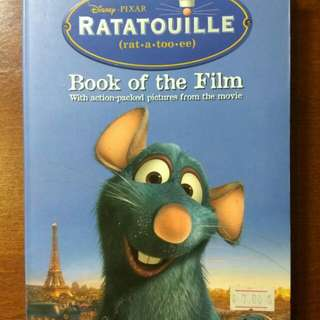 Ratatouille Children's/Kids Story Books
