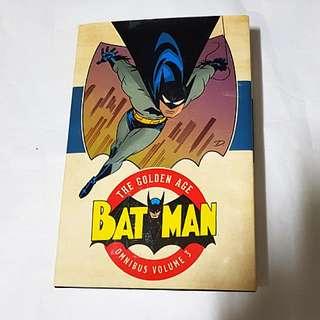 BATMAN OMNIBUS VOL 3 DC COMICS JUSTICELEAGUE