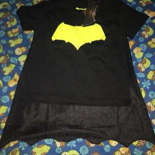 Baju anak superhero batman