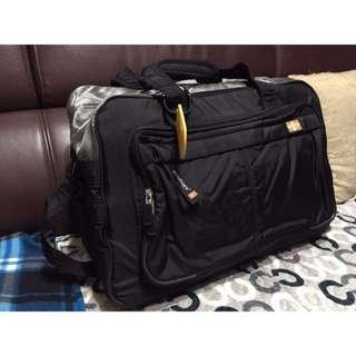 Streetcars 旅行斜背包 行李袋 容量超大 自留款