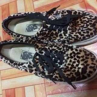 VANS (leopard print)