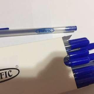 Pacific pen