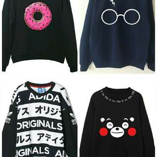 Sweater Kekinian