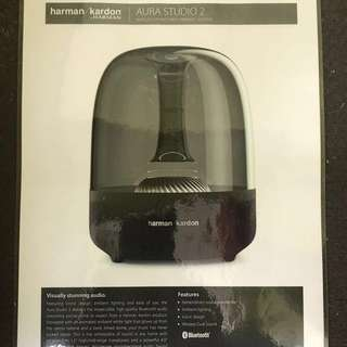 Special price JBL/Harman Kardon Bluetooth speaker aura studio 2