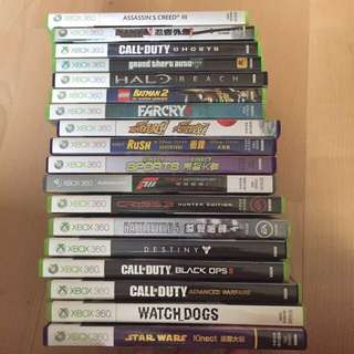 XBOX 360 GAMES CHEAP!!