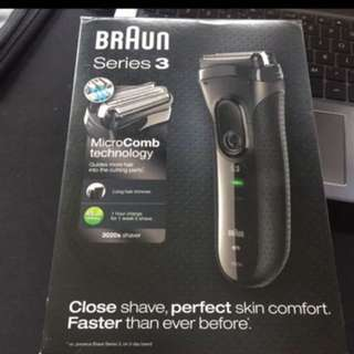 Electric Shaver (Braun)