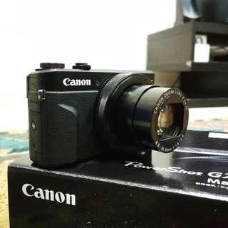 CANON G7X MK2