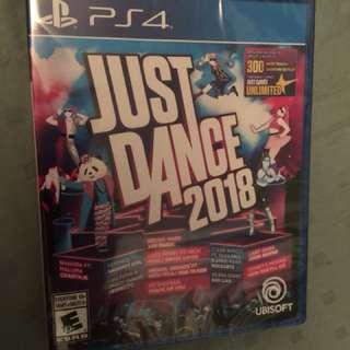 Just Dance 2018 (Brand New)