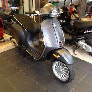 偉士牌-衝刺-150cc