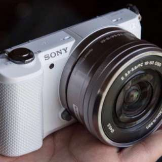 Looking for a sony a5000
