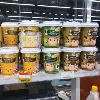 Tsumtsum 忌廉磨菇湯