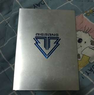 Bigbang專輯