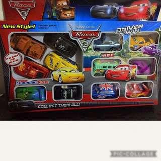 Hot Race Cars (12pcs)