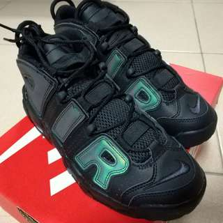 🚚 卓也小舖&NIKE AIR MORE UPTEMPO SE (GS) 922845-001 大童 大AIR 最便宜 女鞋 休閒鞋
