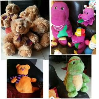 Soft toys for kids