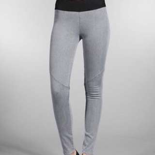 Paige Premium Denim Glam Rock Pull On Leggings Size Xs