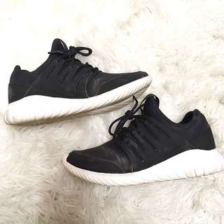 Black Tubular Adidas Shoes