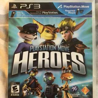 Heroes for PS3