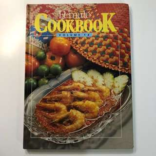 Female Cookbook Volume 14