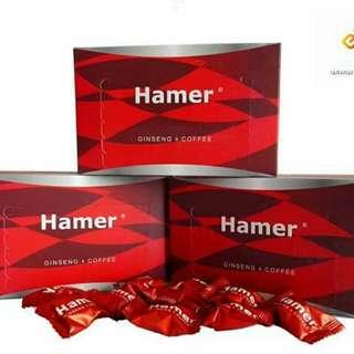 Hamer untuk kekuatan lelaki.. makan sebiji effect 1 minggu gagah perkasa..