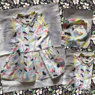 Great Kids Feather Dress