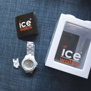 Authentic Baby Blue Ice Watch