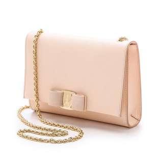 Ferragamo Miss Vara Bow Mini Bag