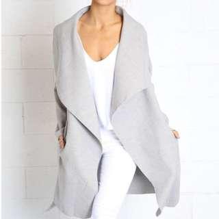 😋 MOSCOW Coat (Grey)