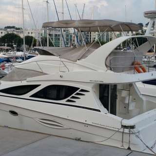 Almost New 40 footer Yacht