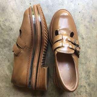 Jeffrey Campbell Marianne Platform Mary Jane Shoes