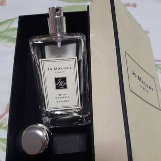 Jo Malone (wild bluebell) cologne