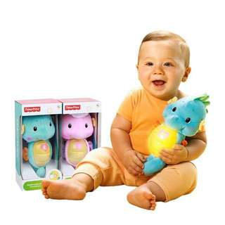 [ REDUCED ] Fisher-Price Soothe & Glow Seahorse
