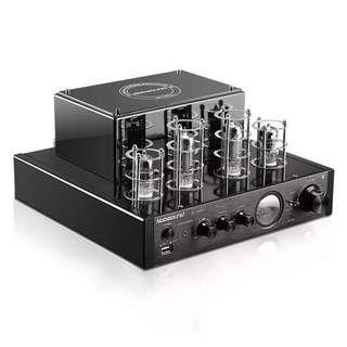 Vacuum Tube Amplifier With Bluetooth N USB Function mark II
