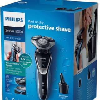 Brand New Philips 5000 series wet and dry electric shaver S5380(sealed)
