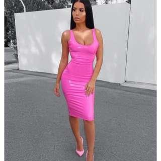 Pink Loreta dress