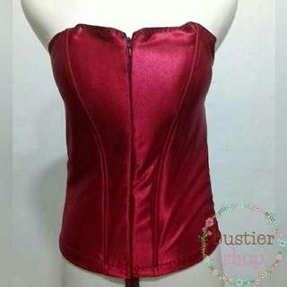 maroon / kebaya/ baju wanita/ fashion wanita/ kain kebaya/ butik