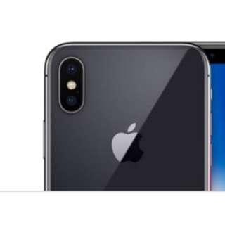 iphone x 256 黑